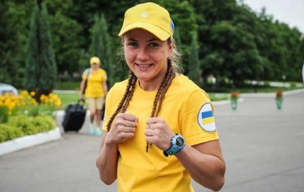 Украинская боксёрша выходит в следующий раунд на Олимпиаде