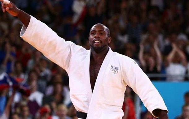 Французский дзюдоист Ринер завоевал золото Олимпиады