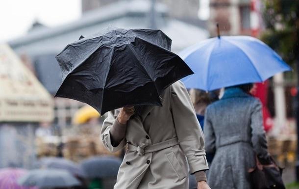 Синоптики прогнозируют сильные дожди в Украине