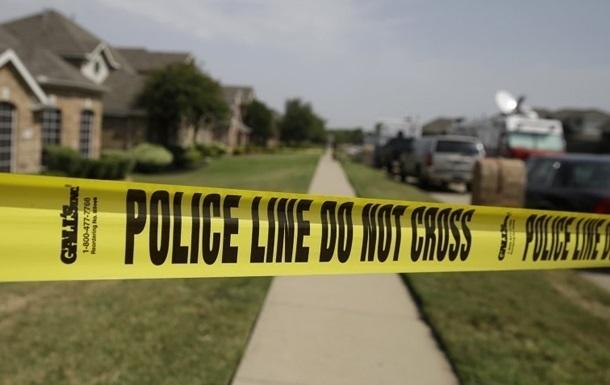 Стрельба в США: погибли два ребенка