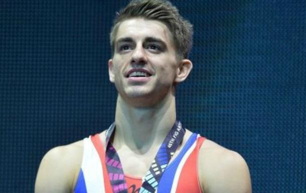 Спортивная гимнастика. Уитлок завоевал золото в вольных упражнениях