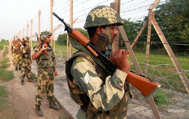 Перестрелка между военными Индии и Пакистана произошла в Кашмире