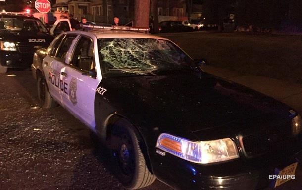 Полиция задержала 17 участников беспорядков в Милуоки