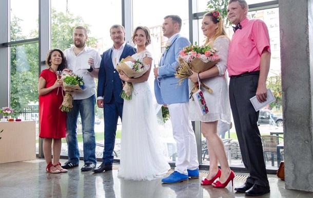 ВКиеве с14августа можно будет зарегистрировать брак засутки— Петренко