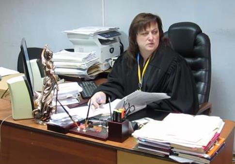 Судья Оладько Светлана г.Ирпень – на тропе войны с бизнесом