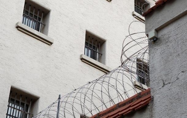 В одесской колонии заключенные отказались работать