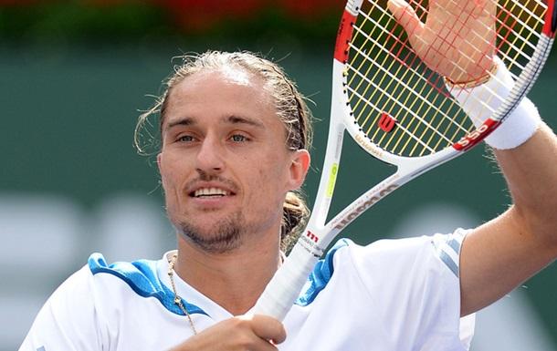 Рейтинг ATP. Долгополов покидает пределы ТОП-50