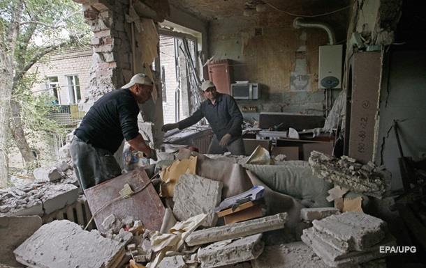 Число жертв на Донбассе достигло нового максимума