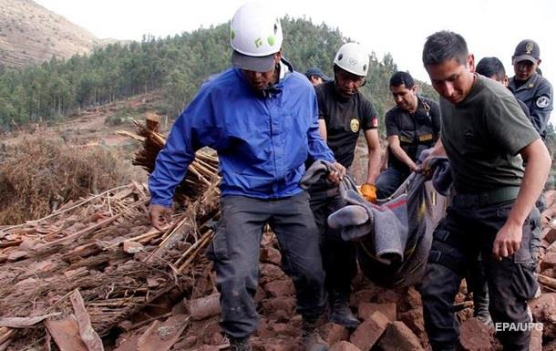 4 человека погибли, 68 пострадали— Землетрясение вПеру