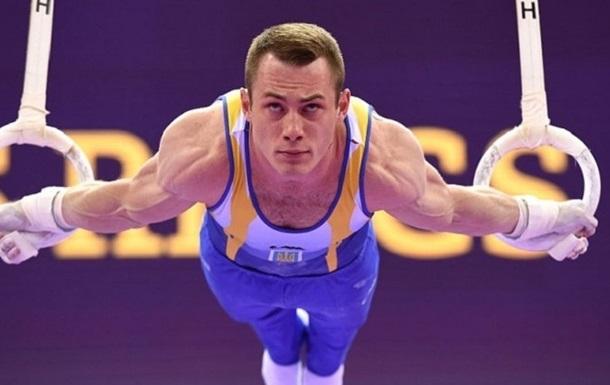 Спортивная гимнастика. Радивилов без медали на кольцах