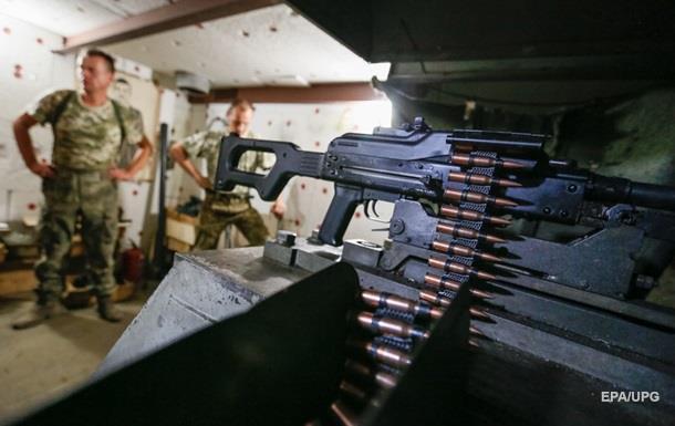 Сутки в АТО: Авдеевку  накрыли  полторы сотни мин