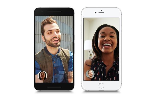 Google выпустила приложение для видеозвонков