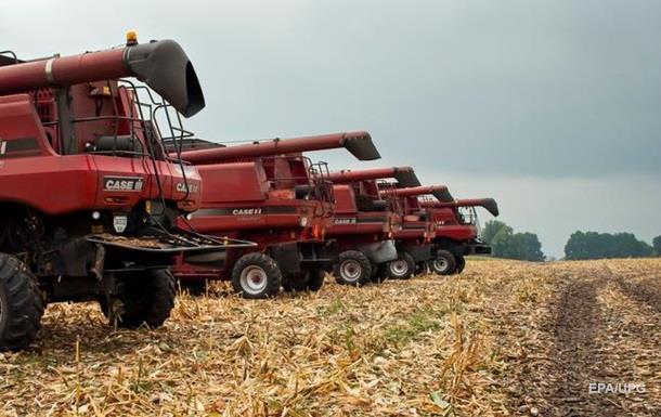 В зоне АТО арестовали урожай с 55 га полей