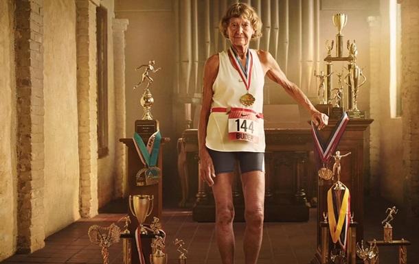 Монахиня-спортсменка стала лицом Nike в86 лет