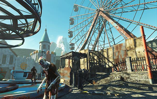 Вышел трейлер дополнения Nuka-World для Fallout 4