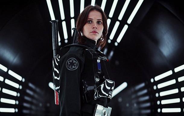 Спин-офф  Звездных войн  стал лидером по упоминаниям в Сети