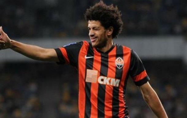 Футболист «Шахтера» Тайсон выбирает между сборными Украины иБразилии