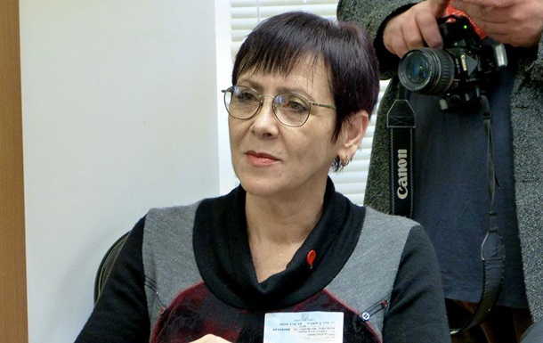 СБУ задержала блогера-украинофобку Мирославу Бердник— русские СМИ