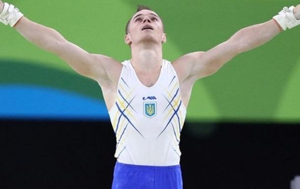 Украина завоевала первое  золото  в Рио