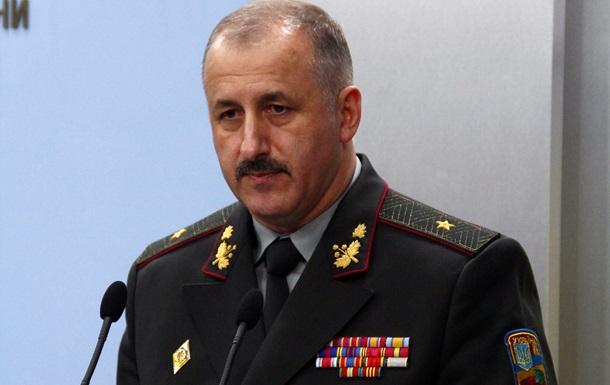 В Генштабе назвали количество генералов в ВСУ