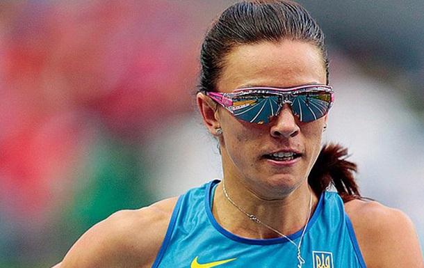 Легкая атлетика. 400 м с барьерами. Все украинки прекращают борьбу