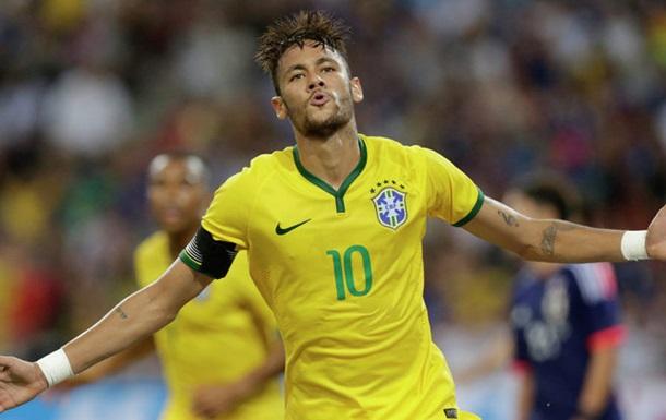 Футбол. Бразилия - первый финалист турнира