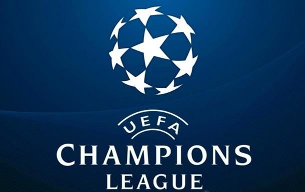 Результаты квалификационных матчей Лиги чемпионов