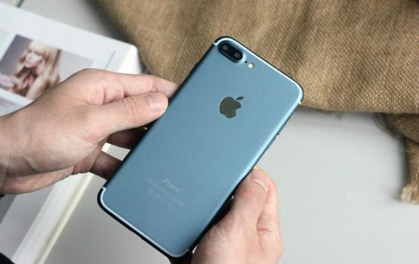 СМИ: iPhone 7 Plus получит 256 ГБ памяти