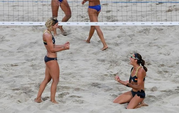 Пляжный волейбол. Немки стали олимпийскими чемпионками