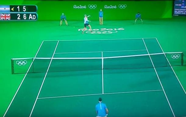 В Сети шутят над теннисным матчем за золото в Рио