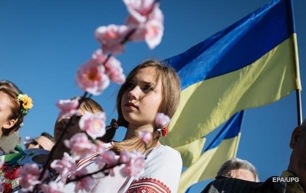 Гражданами Украины считают себя 60% жителей