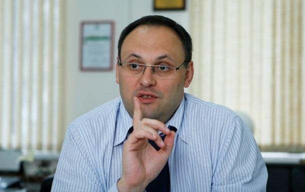 Украина просит Панаму временно арестовать Каськива