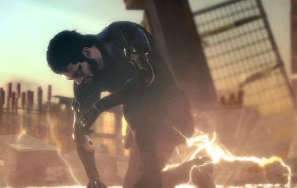 трейлер Deus Ex: Mankind Divided