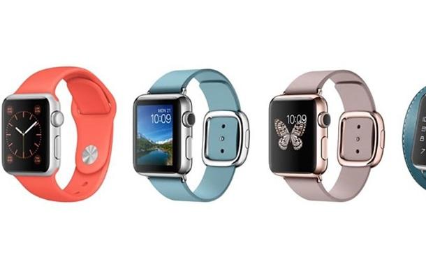 Bloomberg назвал дату выхода Apple Watch с GPS