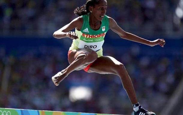 Драма эфиопской бегуньи: проход в финальный забег босиком