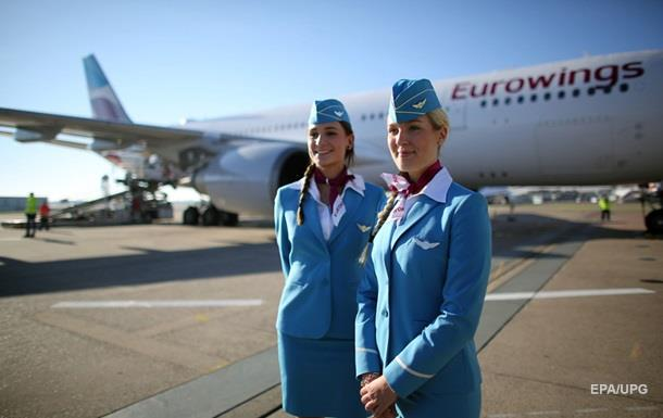 Лоукостер Eurowings улетит из РФ