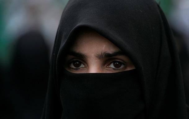 В Германии хотят частично запретить паранджу