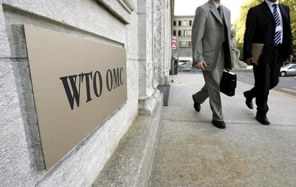 СОТ прийняла чергове рішення проти Росії