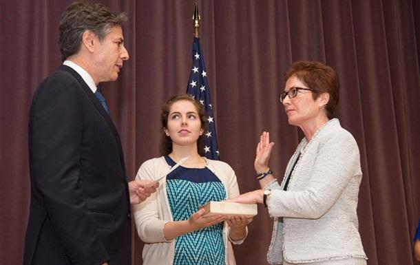Новый посол США прибудет в Киев на днях