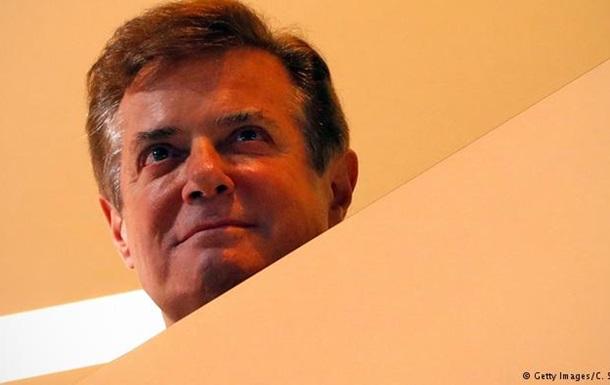 ФБР проверит связи Манафорта с Януковичем - СМИ