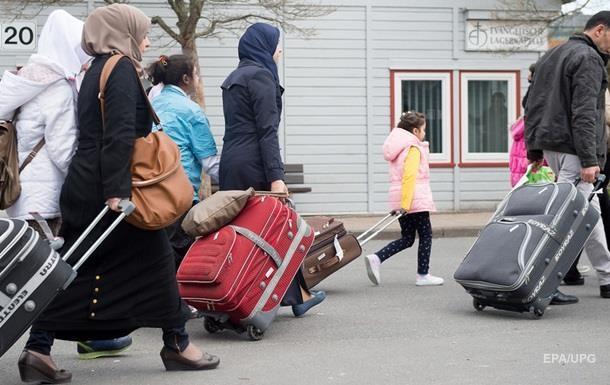 Беженцы в Германии отказываются от работы