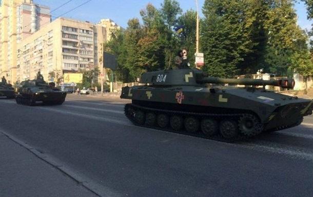 У Порошенко ответили на жалобы из-за парада