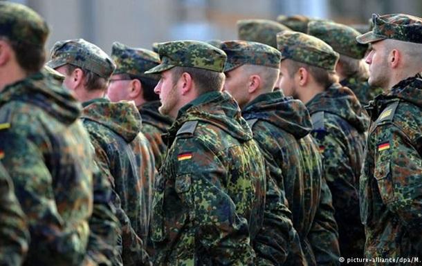 В ФРГ пройдут первые совместные учения бундесвера и полиции