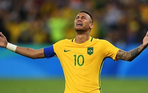 Футбол (мужчины). Сборная Бразилии - олимпийский чемпион!