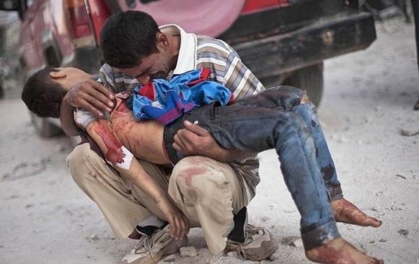 Ведмежа послуга: РФ вбила більше мирних сирійців, ніж ІДІЛ