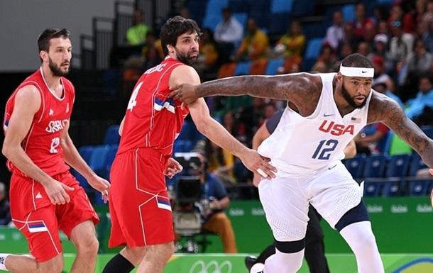 Баскетбол. Превью финала. США – Сербия: дубль-2
