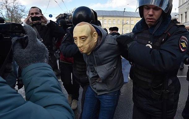 Активист из РФ попросил в Украине убежища