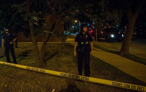 Стрельба на вечеринке в США: 13 пострадавших