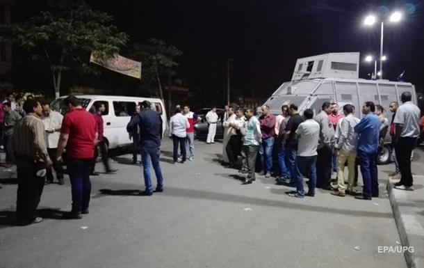 В Египте застрелили двух полицейских