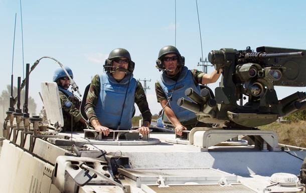 Киев подготовил документы по миротворцам ООН